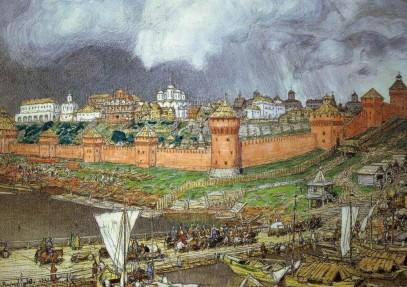 История мусульманской Москвы