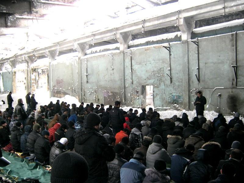Мусульманская община Сахалина
