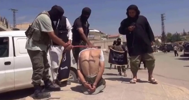 У ИГИЛ традиция рубить своим конкурентам головы