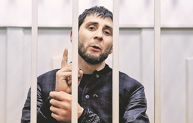 Заур Дадаев