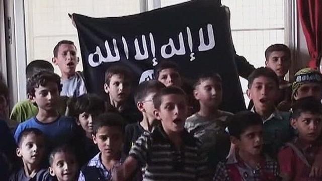 Командиры ИГИЛ принудительно мобилизуют детей и подростков