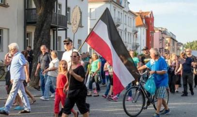 Призрак исламофобии прогулялся по бывшей ГДР