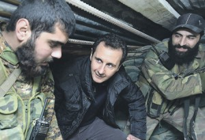 ИГИЛ объявило Россию своим врагом за поддержку Башара Асада