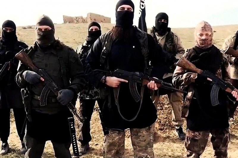 Члены ИГИЛ