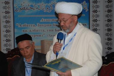 Муфтий Узбекистана ждет коллег из Урала