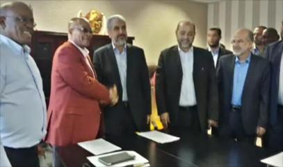 Встреча лидера ХАМАС с президентом ЮАР расстроила израильтян