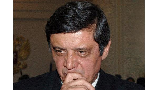 Спецпредставитель президента РФ Замир Кабулов