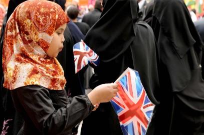 Британские власти по-крупному разочаровали мусульман