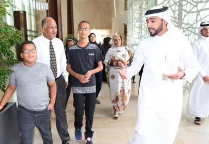 Саудовская Аравия с почестями приняла школьника-«террориста» из США