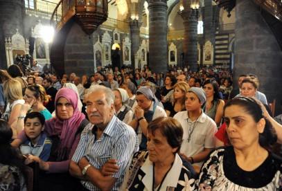 """Сирийским христианам не понравился тезис РПЦ о """"священной борьбе"""""""