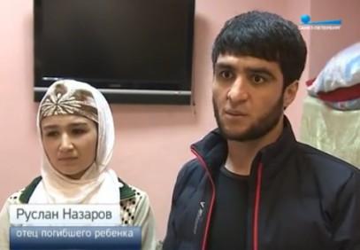 В Петербурге погиб отнятый у родителей таджикский малыш