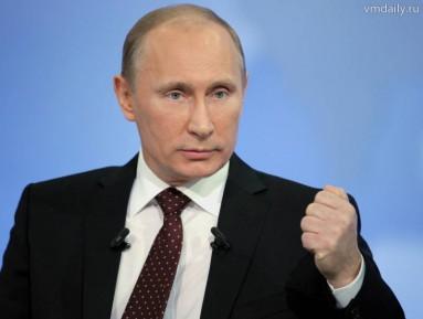 Путин подсчитал уничтоженных Россией игиловцев