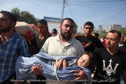 Авиация Израиля убила беременную палестинку с маленькой дочкой (ФОТО)