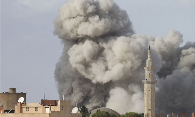 Для части исламского мира новый год проходит в условиях войны