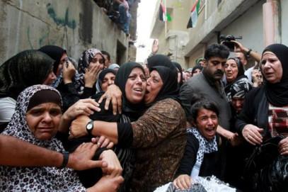 Шокирующие подробности убийства палестинского ребенка снайпером Израиля