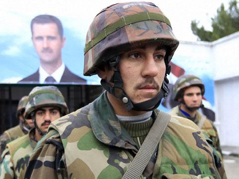Сирийские солдаты не могут взять в окружение оппозицию в «Идлибском котле»