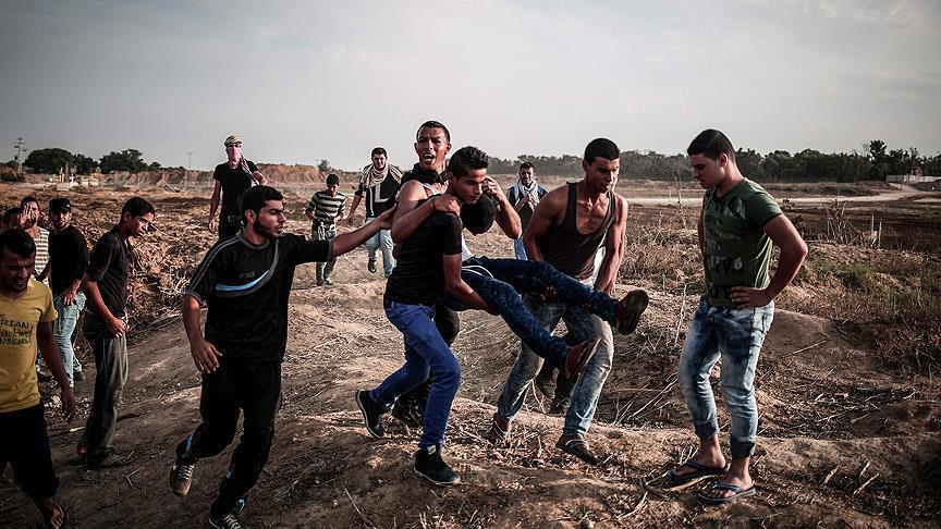 Палестинская молодежь устала от израильского гнета