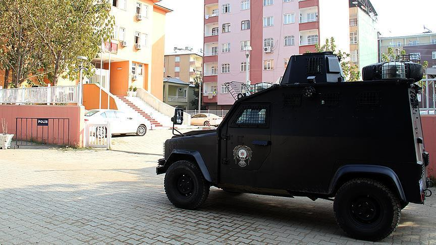Автотранспорт турецкой полиции