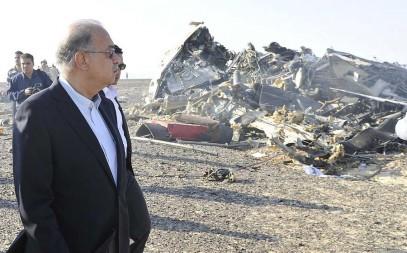 Версия: Самолет мог упасть из-за взрыва