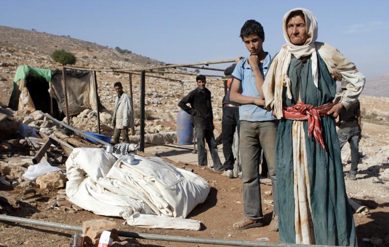 Как Израиль зачищает Иорданскую долину от арабов
