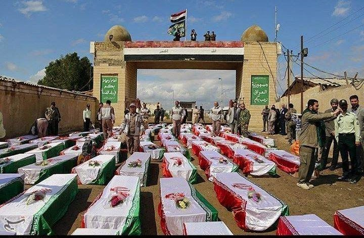 Иран несет самые большие потери со времен войны с Ираком