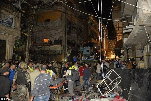 В Ливане растет число жертв атаки смертников ИГИЛ