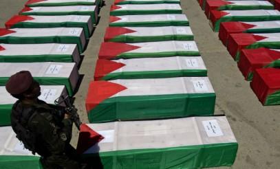 Тела убитых Израилем палестинцев раскрывают страшные тайны