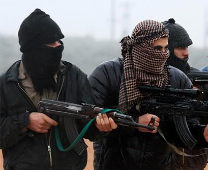Украинское оружие в помощь ИГИЛ