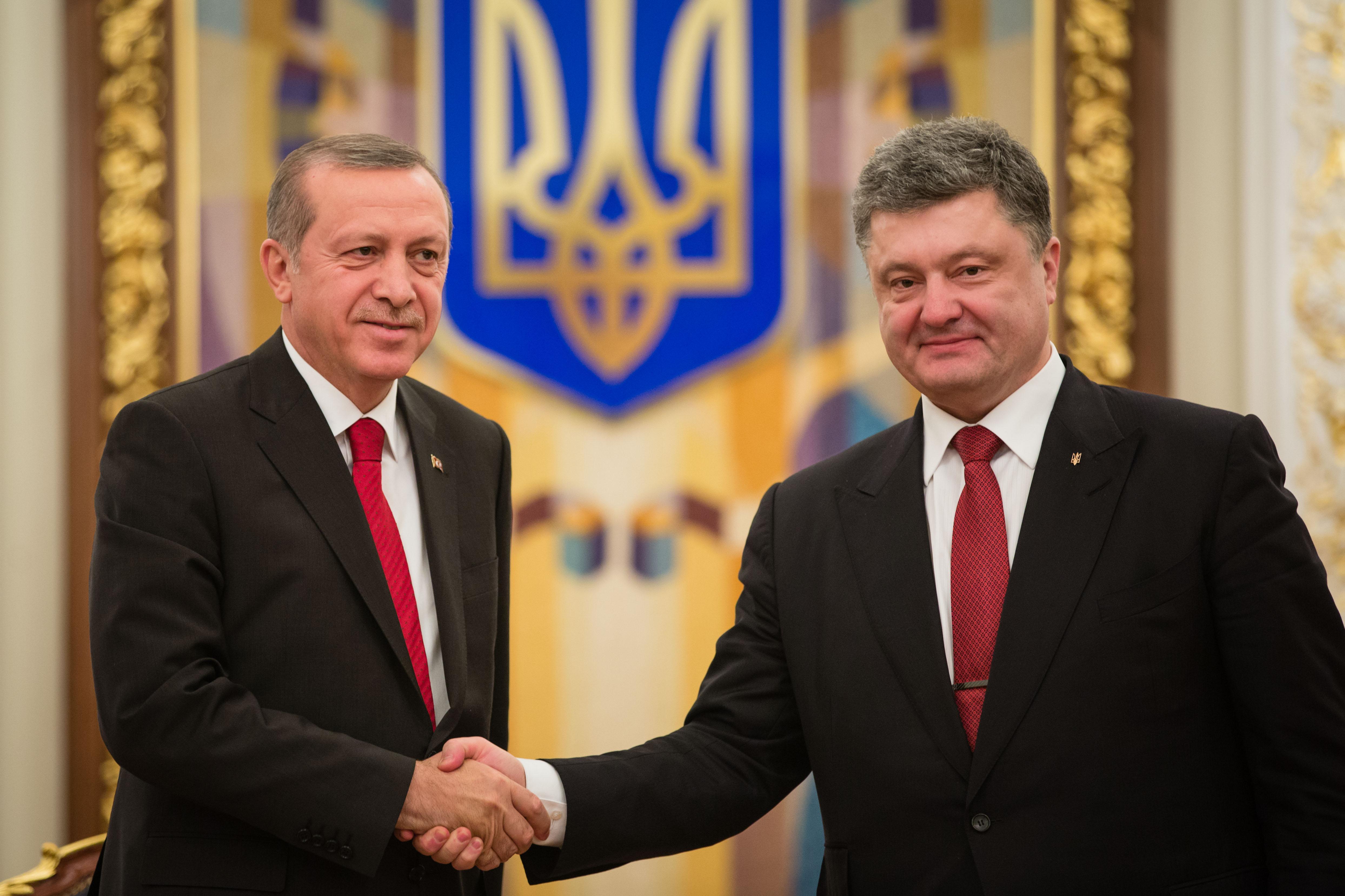 Киев ждет прорыва в отношениях с Турцией