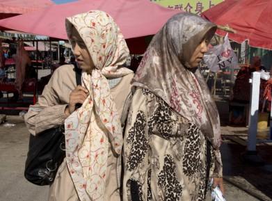 За хиджаб и никаб в Китае будут сажать