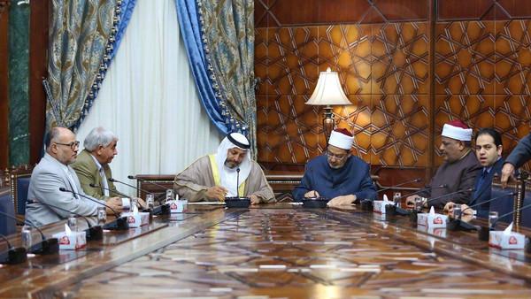 В ОАЭ открывается Аль-Азхар