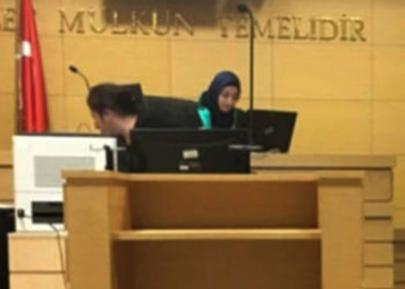 Впервые в истории мусульманка в хиджабе стала судьей