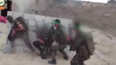 Палестинское сопротивление записало наглядное послание израильским силовикам (ВИДЕО)
