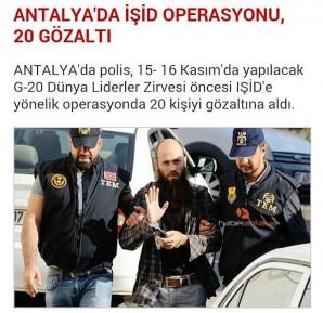 Турки подозревают организатора выставки «Тюмень-Халяль» в связях с ИГИЛ