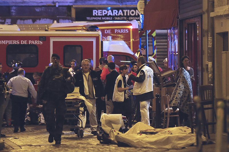 Теракты в Париже: мусульмане в ожидании нападок