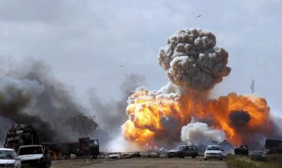 США впервые нанесли превентивный удар по нефтяной отрасли ИГИЛ