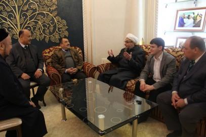 Мусульмане Урала нанесли ответный визит в Узбекистан