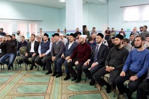 Гости конкурса чтецов Корана