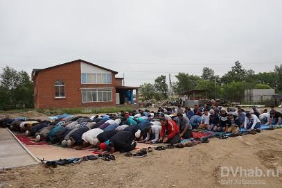 В Комсомольске-на-Амуре на 250 тысяч оштрафовали мечеть