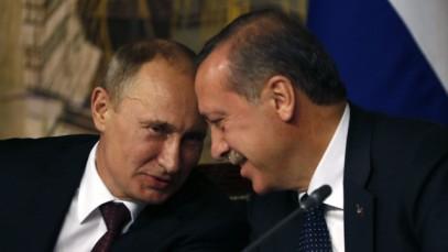 Путин: Мы с Эрдоганом можем договориться по Сирии