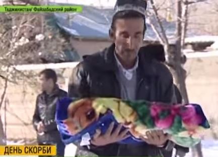 Шевченко о погребении младенца Умарали: Похороны вызывают сострадание и отвращение