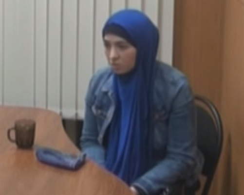 """Молодая мама из Ингушетии свихнулась после """"макара"""" ИГИЛ"""