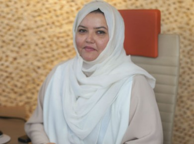 Саудовская суфражистка ворвалась во власть