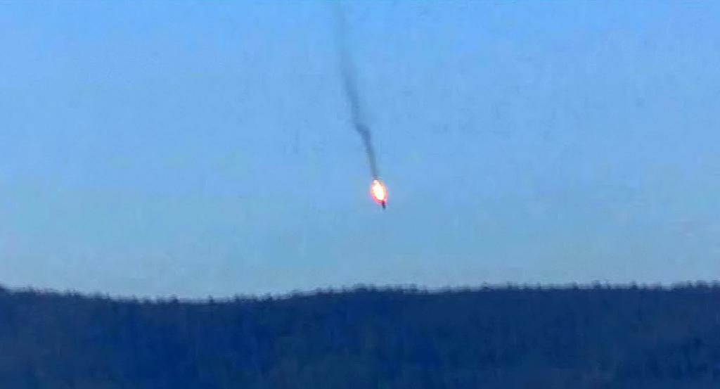 Турция работает над освобождением российских пилотов