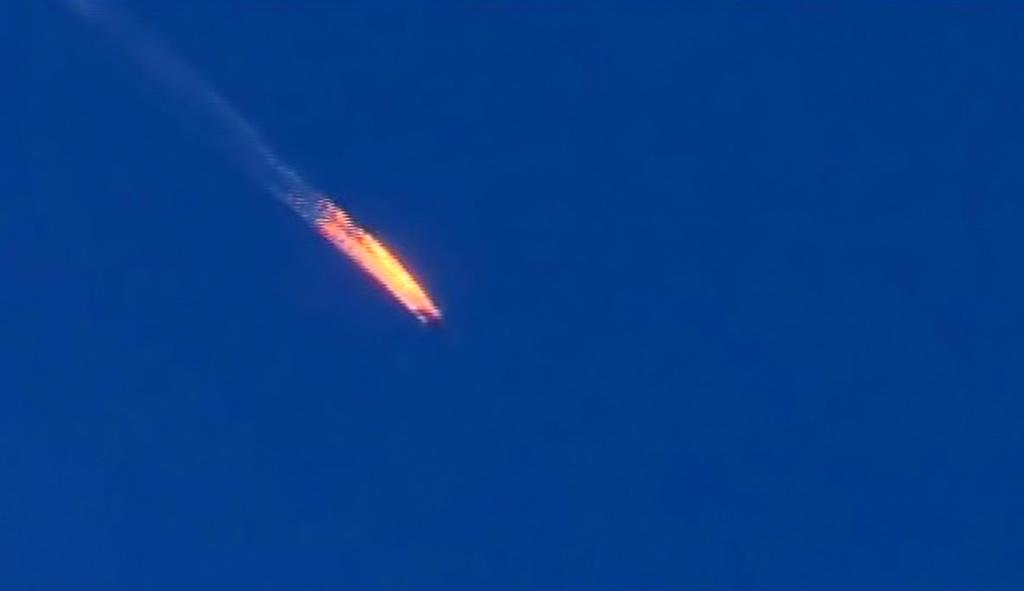 Эрдоган рассказал о найденных обломках Су-24 на территории Турции