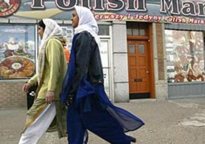 Мусульмане захватили город в США