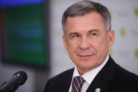 Президент Татарстана наработал на отлично