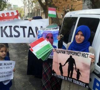 Митинги таджикской оппозиции прокатились от Турции до Германии