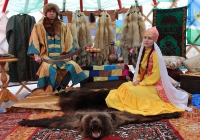 Городок любимой жены хана Кучума появится возле Тобольска
