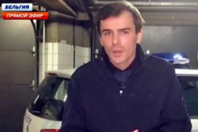 В Бельгии жестоко обошлись с журналистами НТВ, снимавшими «террористический» репортаж